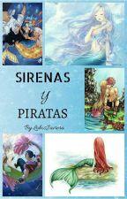 Sirenas Y Piratas by javiericiuss