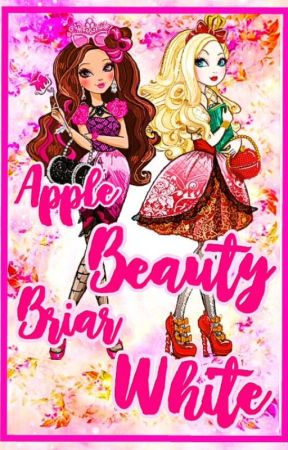 Apple Beauty Briar White [ Ever After High ] by yesha_ann