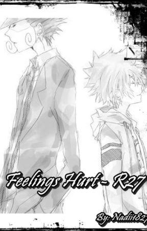 Feelings Hurt - R27 by Nadii1827