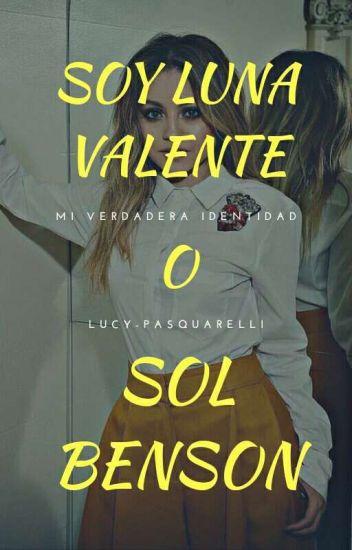Soy Luna Valente O Sol Benson? EDITANDO