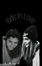 KIDS IN LOVE (Cake) (Cara Delevingne & Kendall Jenner) by alex_jejox
