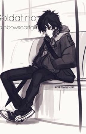 Soldatino ** A Nico di Angelo Fanfic** - You're Exhausted