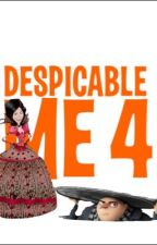 Despicable me 4 by ClaytonDorris