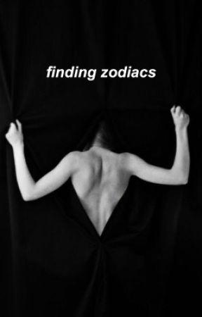 finding zodiacs  by stephlorincz
