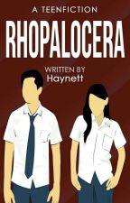 RHOPALOCERA by haynett_