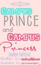 Campus Prince and Campus Princess ♥ NASHLENE ♥ by enchantedcookies