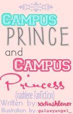 Campus Prince and Campus Princess ♥ NASHLENE ♥ by enchantedcookies