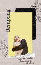 Rempong | Kang Daniel by glitterjooyy