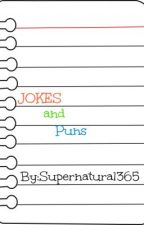 Jokes and Puns by supernatural365