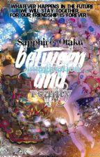 Between Imagination And Reality by Sapphire_Otaku