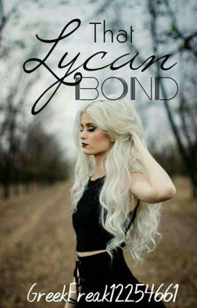 That Lycan Bond by GreekFreak12254661