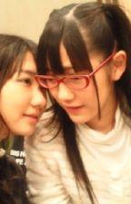 [Fanfic-Edit][AKB48] Wall, eye, knee (Mayuki) by Shimizu1213