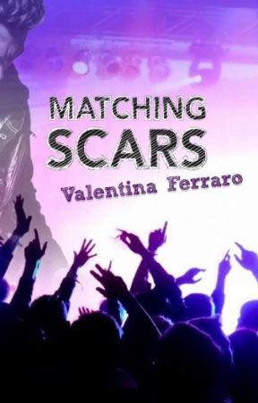 Ti prego fa che ci sia solo una linea... Matching Scars Series #3 by valentinaferraro1