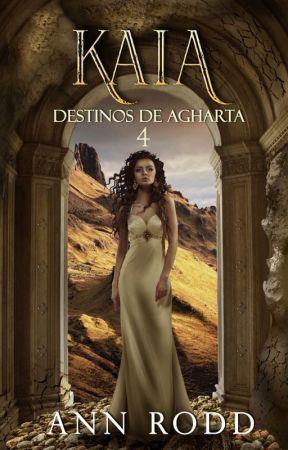 Destinos de Agharta 3, Kaia by HaruhiOvers