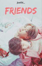 FRIENDS - Yoonmin by justbi__