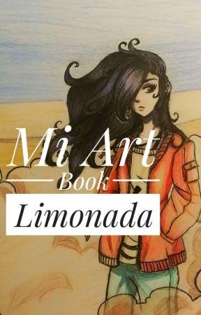 Mi Art Book by limonada-chan