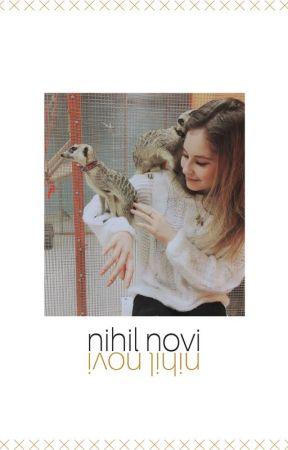 Nihil novi→ moje życie by otylias