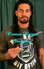 Roman Reigns Imagines by BeckyReigns