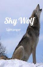 Sky Wolf by Lorranger