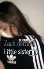 Zach Herrons Little sister by goldbesson