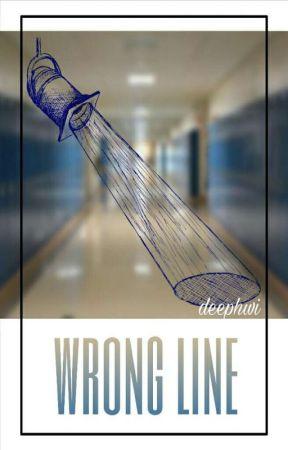 Wrong Line || Ong Seongwu by najaeminnies