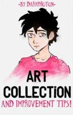 Art Collection and Improvement Tips! by DarkPH0T0N