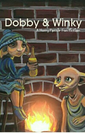 Dobby & Winky  by MortalButMerry