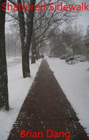 Shattered Sidewalk by BriannnD