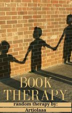 Book Therapy by ARTIOLA_Lita