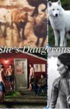 She's Dangerous by HugginTeddyBears