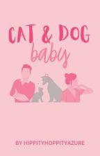 Cat & Dog Baby by HippityHoppityAzure