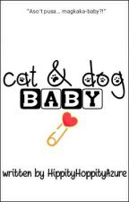 Cat & Dog Baby by HippityHoppityAzure