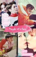 Maybe it's love? / JongKey. by Littlefreak182