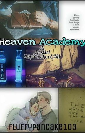 Heaven Academy by fluffypancake103