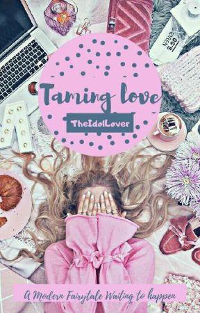 Taming love by NiharikaSangam
