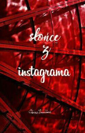 Słońce z instagrama «Solangelo» by Owca_z_Fandomu
