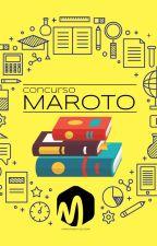 Concurso Maroto by EditoraMarotagem
