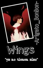 Wings ;; Bts © by Arii_Gremory