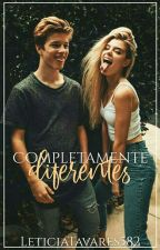 """Completamente Diferentes "" by LeticiaTavares582"