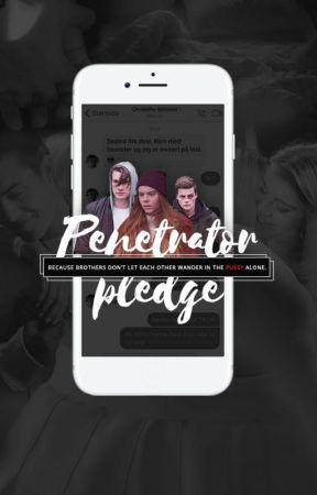 SKAM » Penetrator Pledge by eightveez