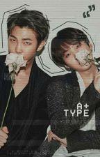 A+ Type » Namjoon, Yoongi ; BTS [Wattys 2017] by thatsmyego