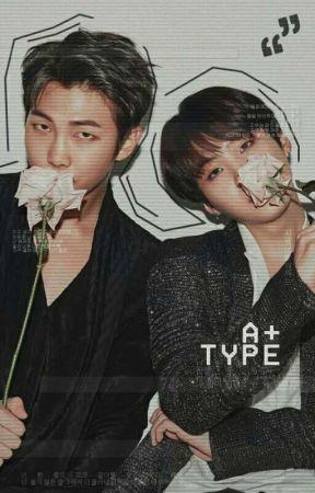 A+ Type » Namjoon, Yoongi ; BTS by thatsmyego
