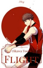 Flight || Oikawa Tooru x Reader by Hellite
