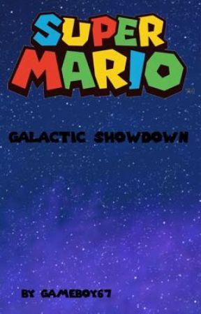Super Mario: Galactic Showdown by Gameboy67