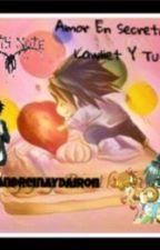 amor en secreto L Lawliet y tu by andreinaydairon