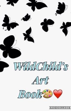 My Art Book by WildChild289
