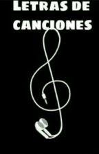 letra de canciones   by amariajesus12