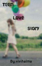 Teen Love Story by vivihalma