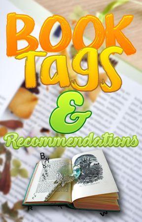 Book Tags & Recomendaciones. by iVyisnotOk