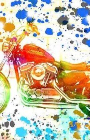 My Two-wheeled Savior (Holy Rebel MC #1) by L_A_T_E_R